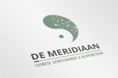 De Meridiaan Logo Ontwerp