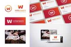 Webprepare Logo Ontwerp