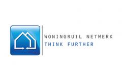 Woningruil Netwerk Think Further Logo Ontwerp - II