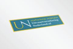 Uitvaartverzekering Nederland Logo Ontwerp